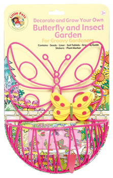 Grow Your Own Butterfly & Insect Garden