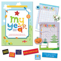 My Year - Children's Calendar