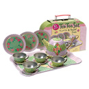 Children's Tin Tea Set (case)