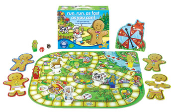 Run, Run, As Fast as You Can! Puzzle & Game