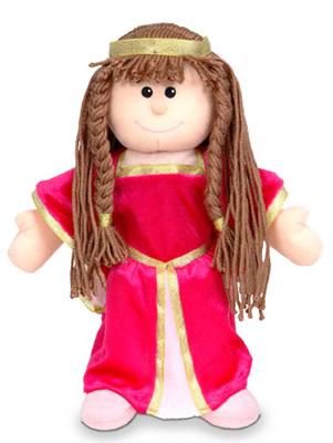 Maid Marian Hand Puppet