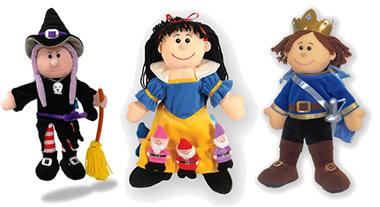Tellatale Snow White Puppet Set