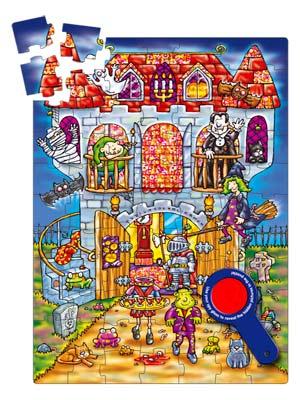 Creepy Castle Puzzle