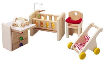 Doll's House Nursery Furniture