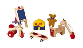Dolls House Fun Toys Set