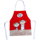 Charlie and Lola Apron