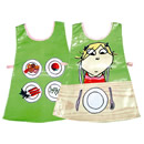 Charlie and Lola Mealtimes Tabard