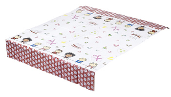Charlie & Lola Table Cover