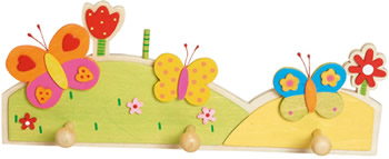 Coat Hanger - Butterflies