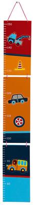 Height Chart - Garage