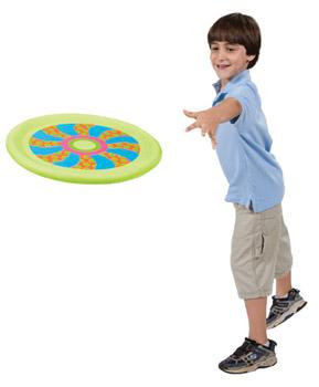 Giant Swirl O' Disc Frisbee (18 inch)