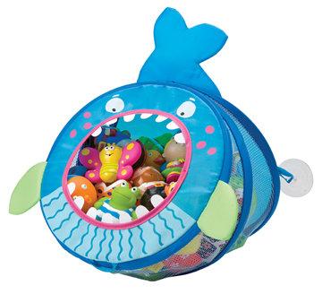 Whale Pop-up Bath Storage Net Bag