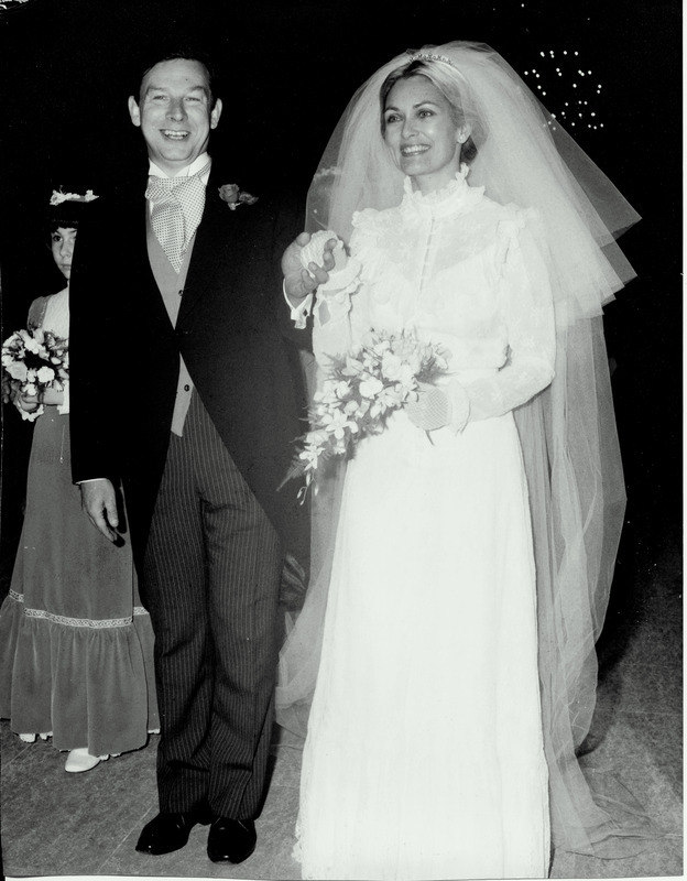 Patrick and Alex Wedding 1980a