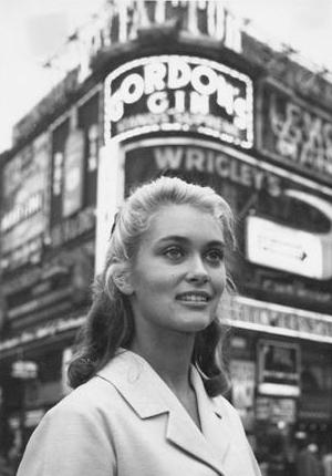 Teenage Diplomat London 1962