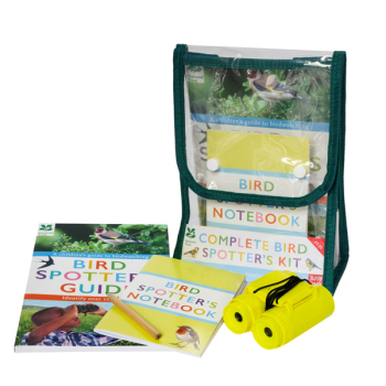 The Complete Bird Spotters Kit available from the National Trust Online Shop