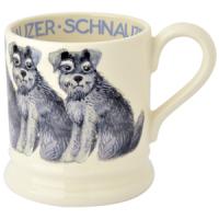 Schnauzer Half Pint Mug