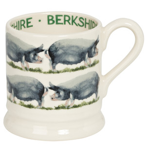 Berkshire Half Pint Mug from Emma Bridgewater
