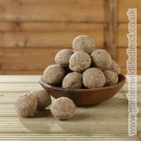 Garden Wildlife Direct Wild Bird Fat Balls (No Net)