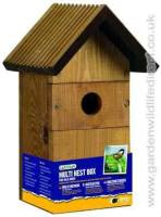 Give the birds shelter in your garden