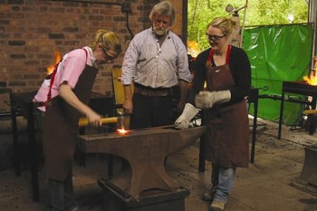 Ironbridge Blacksmith Experience