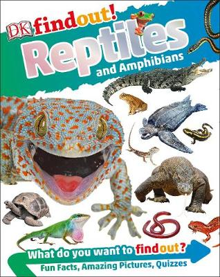 Reptiles and Amphibians for children aged 6-9