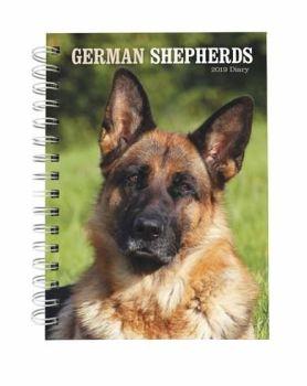 German Shepherd A5 Diary