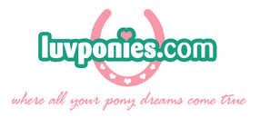 Trot over to Luvponies.com