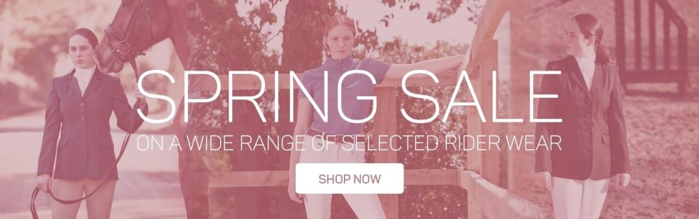 Viovet Spring Sale for Riders