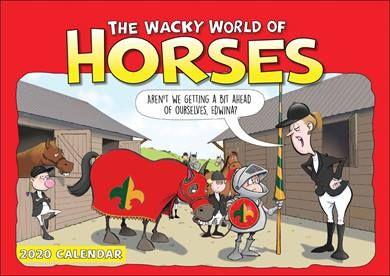 The Wacky World of Horses