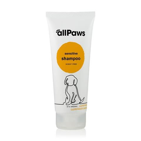 Take a look at allPaws pet shampoo