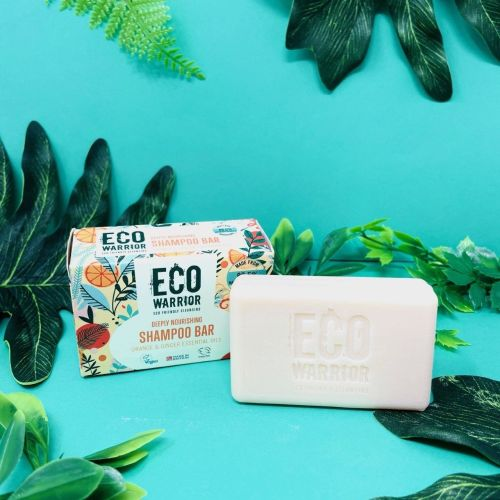 Treat yourself to an eco-friendly shampoo bar and help animals at the same time!
