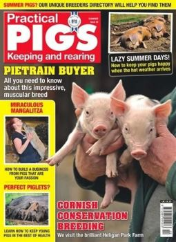 Practical Pigs Magazine Subscription