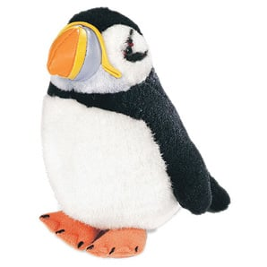 Buy a puffin singing bird - great gifts for bird lovers!