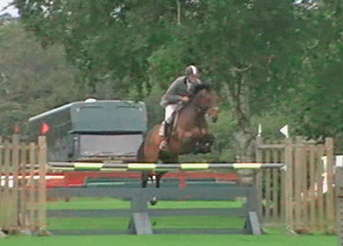 vernie at hickstead 09