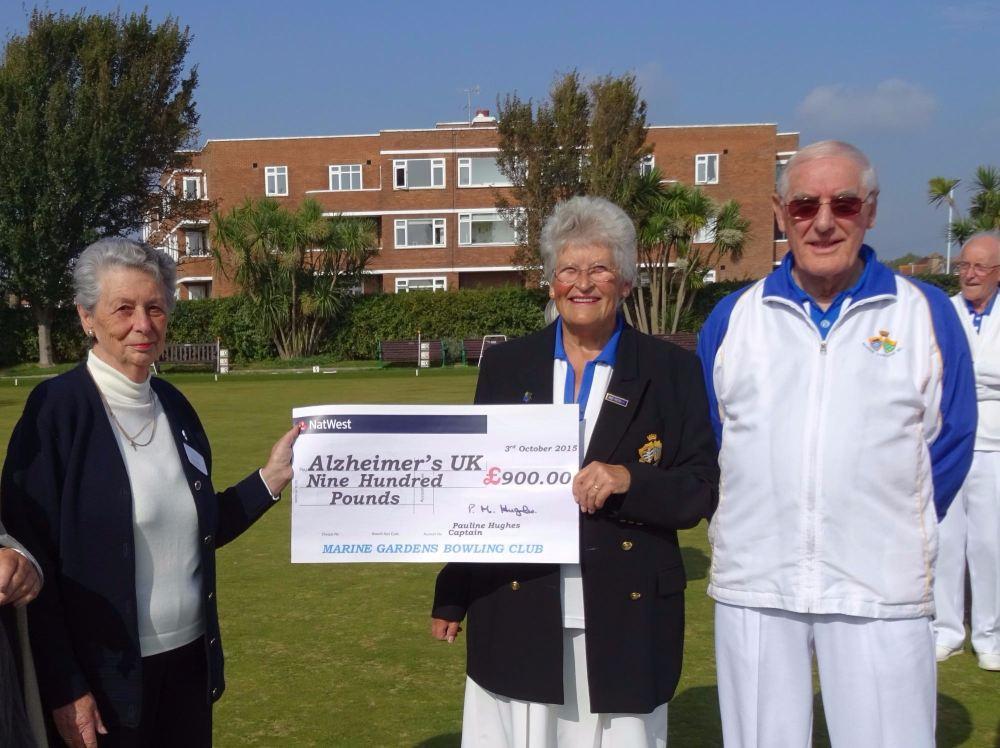 2015 alzheimers cheque