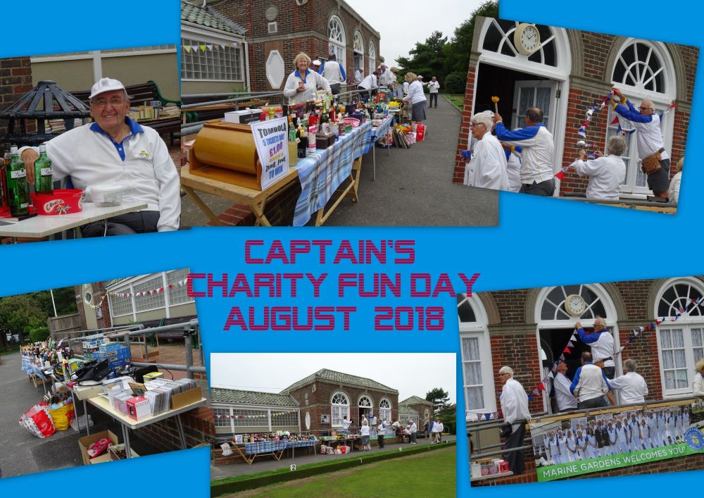 captains charity fun day 2018
