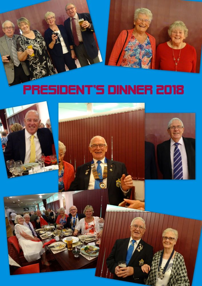 presidents dinner oct 2018