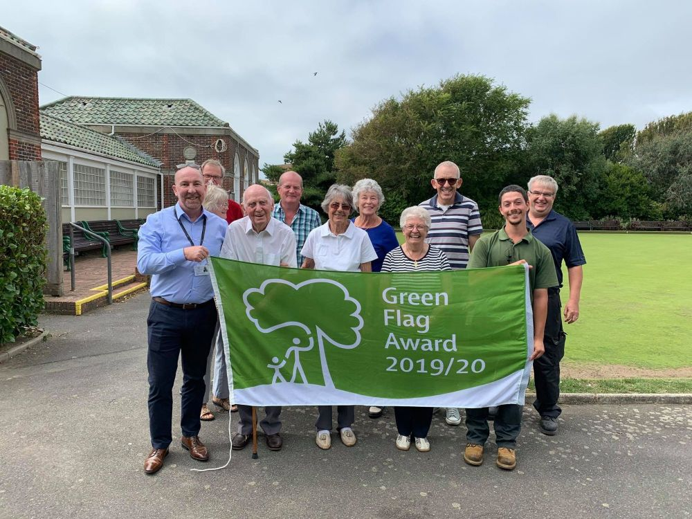 Green Flag Award 2019