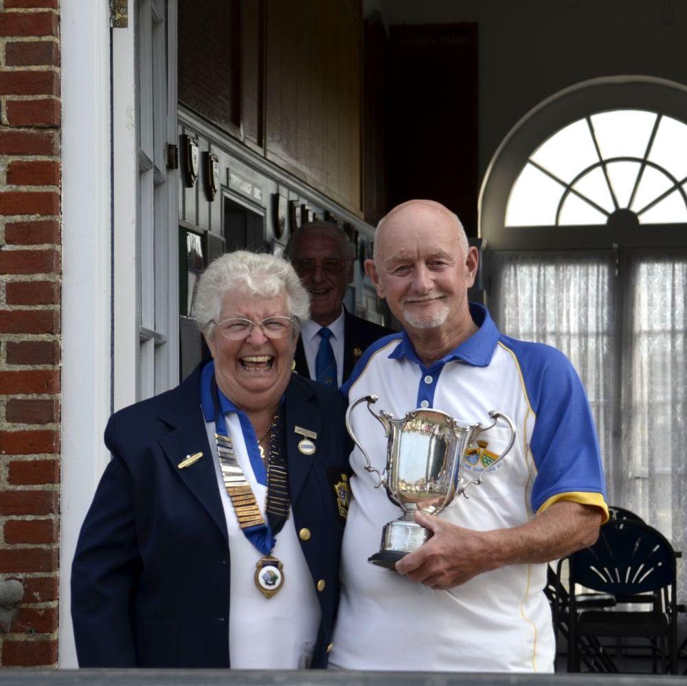 Ivan Godsmark - Veterans Winner