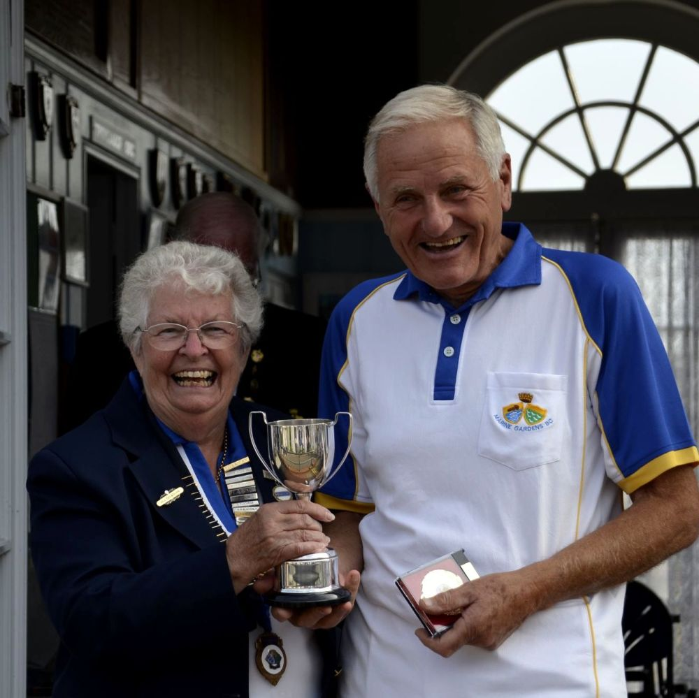 Tim Baldwin - Junior Cup Winner