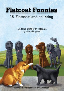 dog book - funnies front