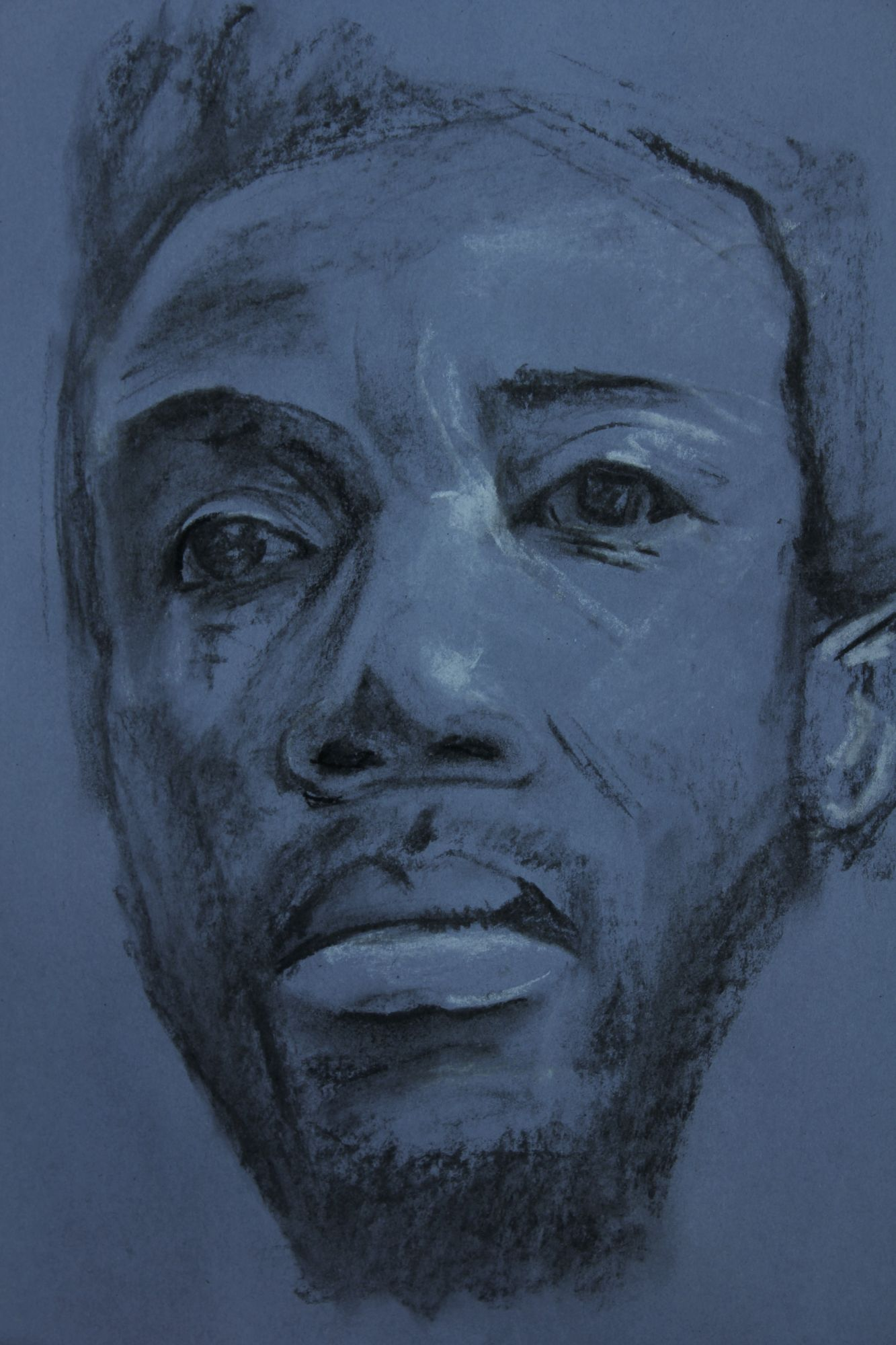 portrait, charcoal, pastel on paper.JPG