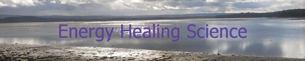 Energy Healing Science, site logo.