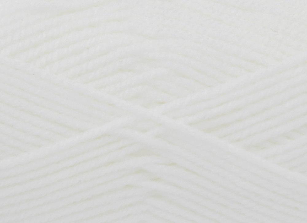 King Cole Comfort Aran - White 330