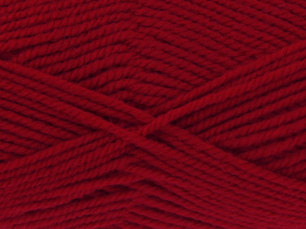 King Cole Comfort Aran - Red 336