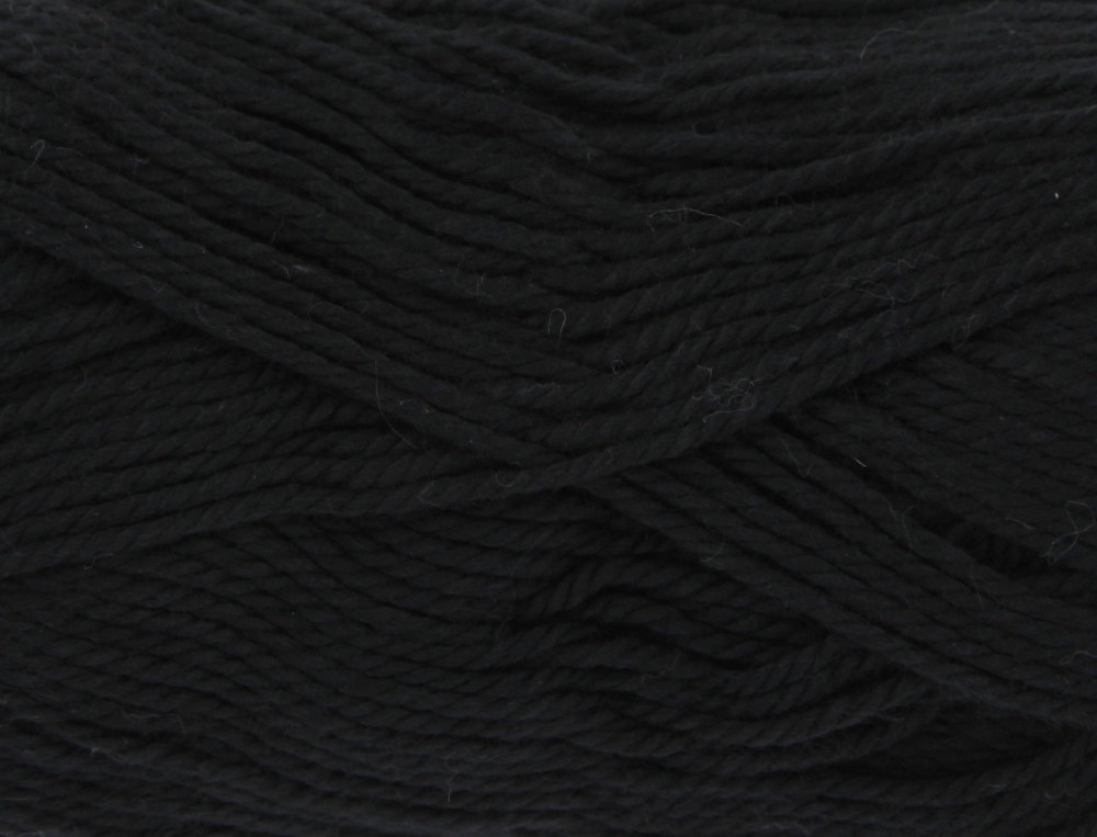 King Cole Cottonsoft DK - Black 746