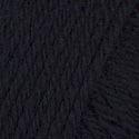 King Cole Merino Blend 4 Ply 50g Ball - Black 48