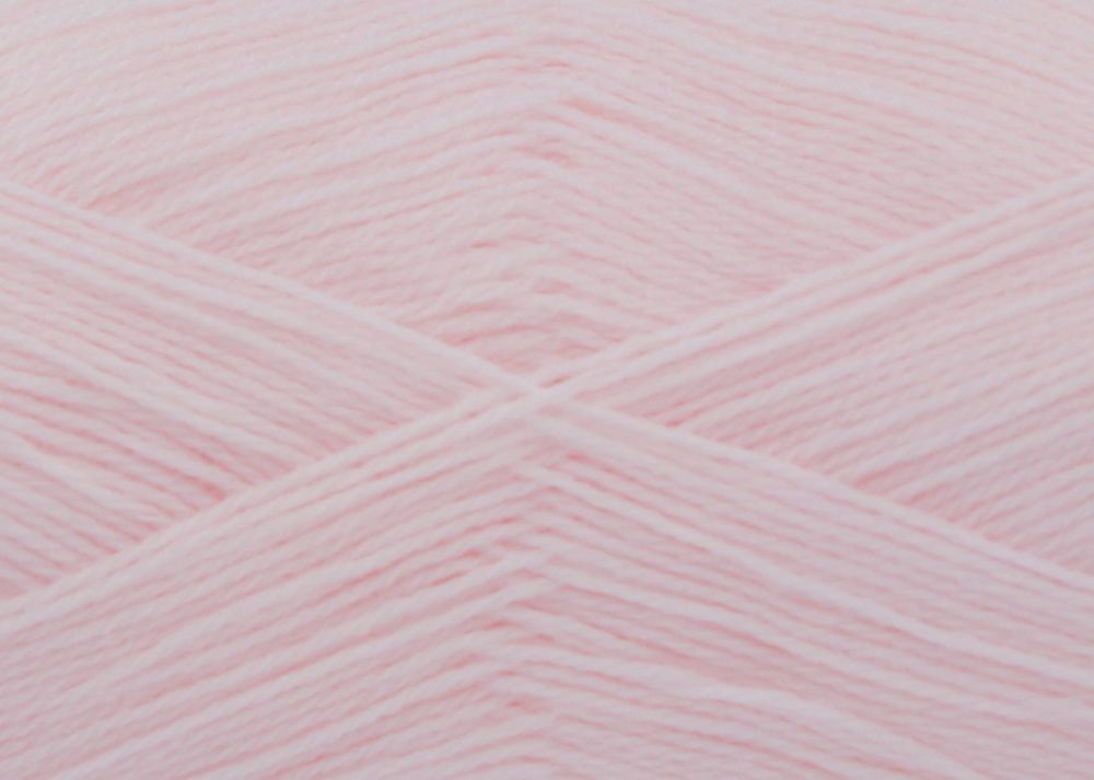 King Cole Baby Comfort 3 Ply - Pale Pink 262