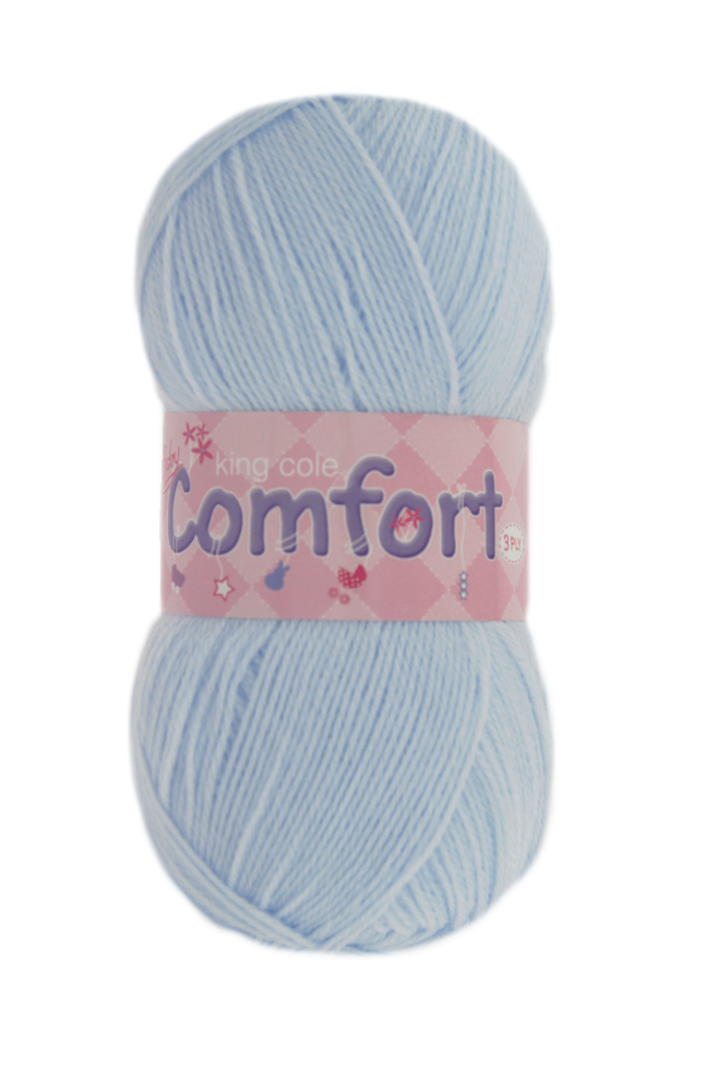 KING COLE BABY 3ply & COMFORT 3ply