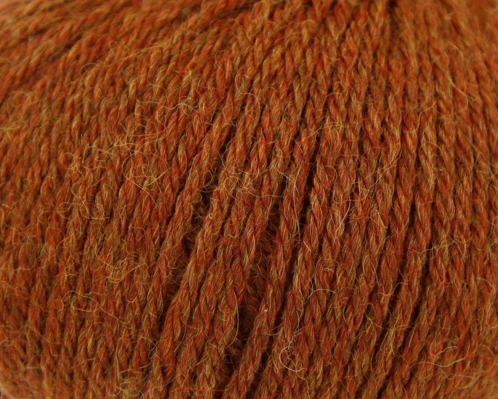 King Cole Baby Alpaca DK - Rust 697